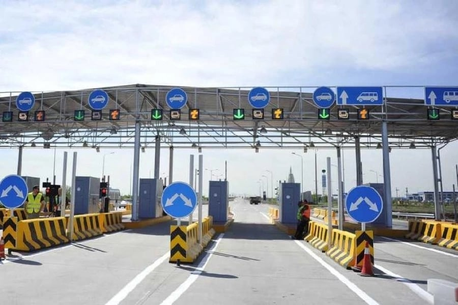 Касымбек: 6,6 тыс. км автодорог в 2020 году будут платными