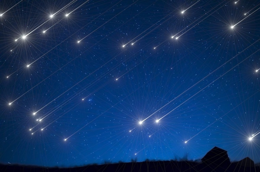 14 декабря россияни смогут наблюдать уникальный звездопад