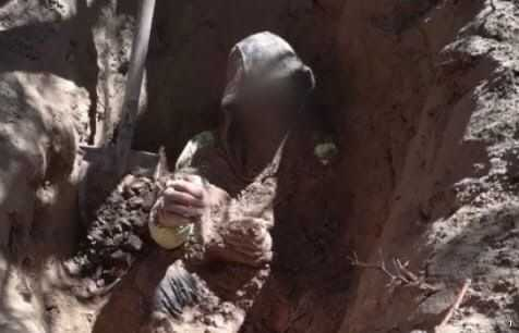 В Атырау убийцы закопали жертву живьём 1