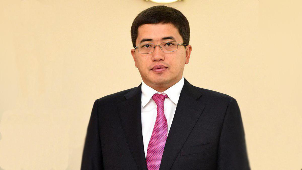 Ержан Жилкибаев освобожден от должности первого вице-министра труда и социальной защиты населения РК