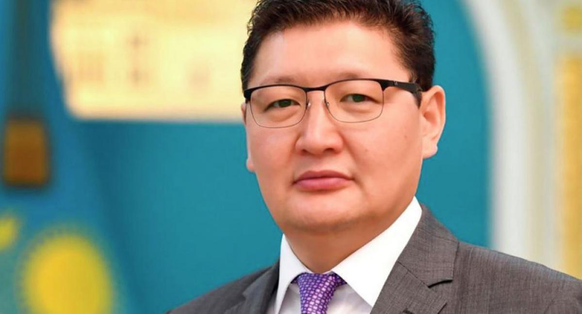 Пресс-секретарь К.К. Токаева заболел коронавирусом