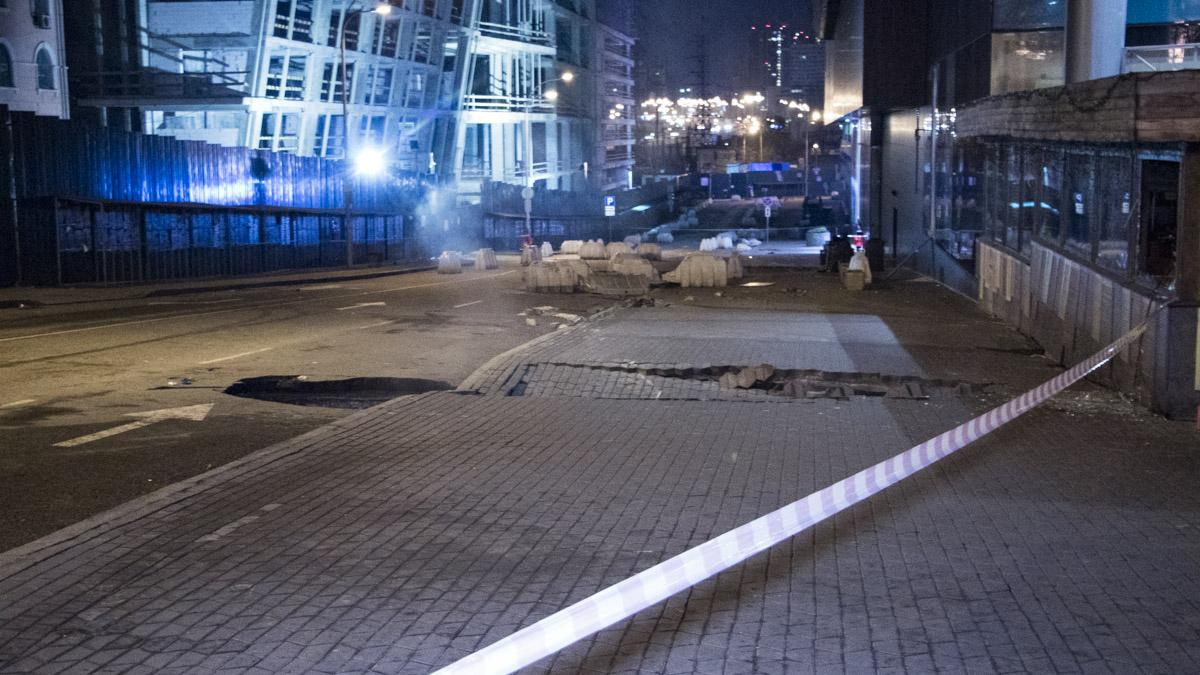 Порыв теплотрассы произошел в Алматы