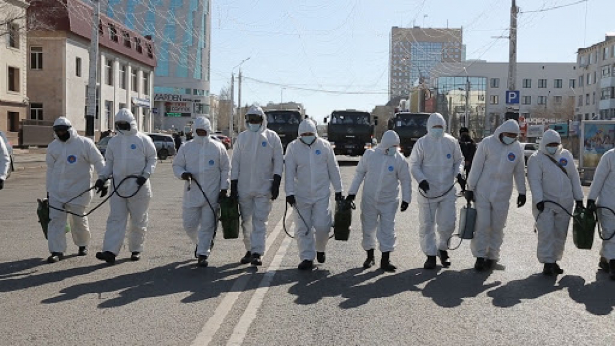 Почти 115 млрд тенге потратили в Казахстане во время пандемии коронавируса