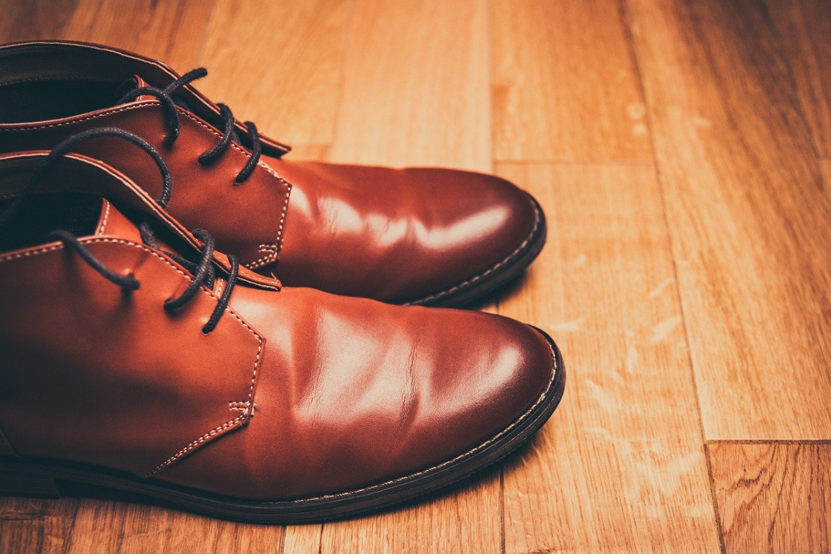 Производство казахстанской кожаной обуви увеличилось