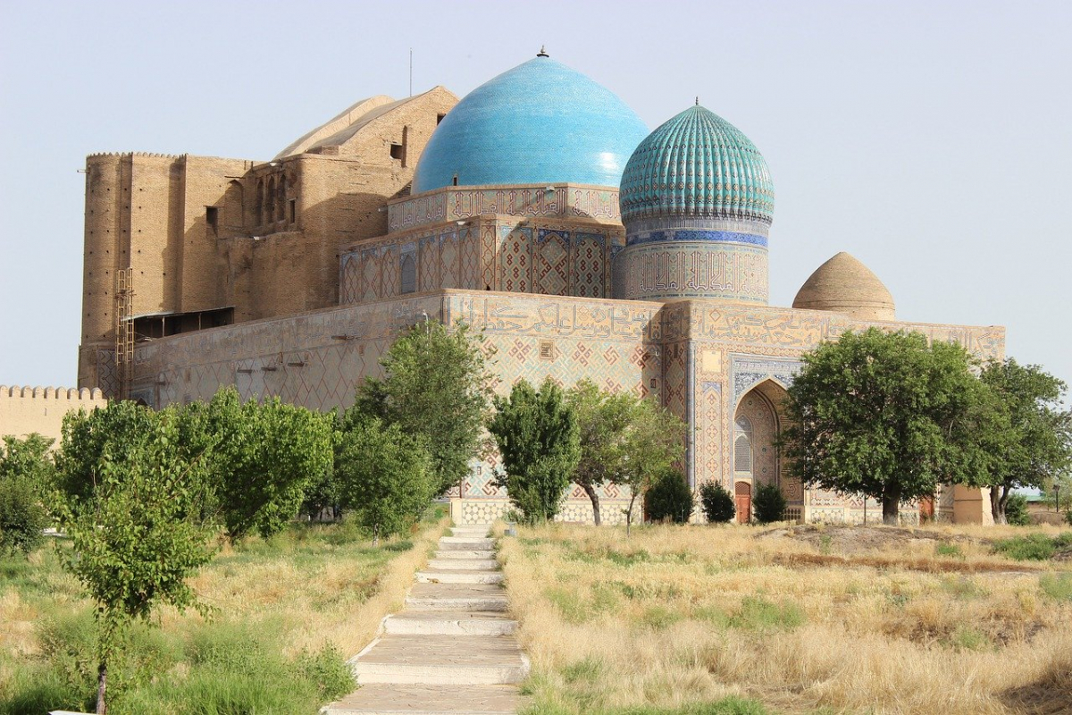 Город Туркестан – сакральная столица Казахстана