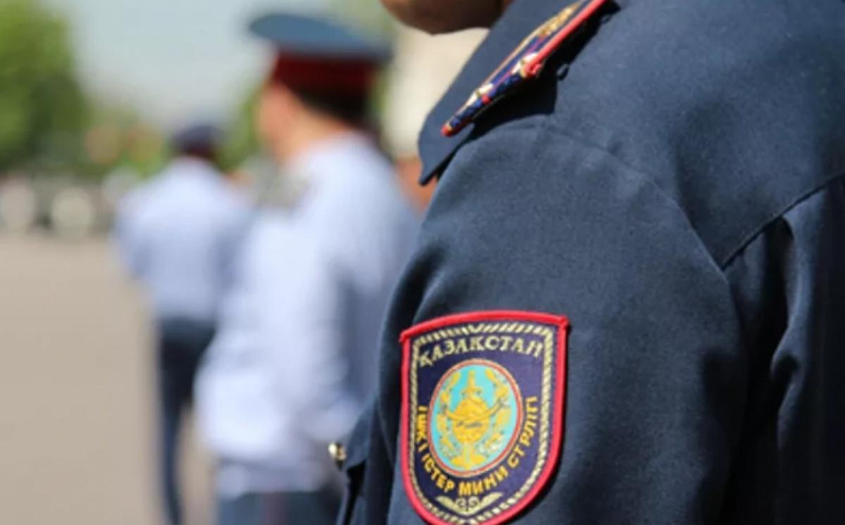 Акмолинские полицейские обратились к жителям области