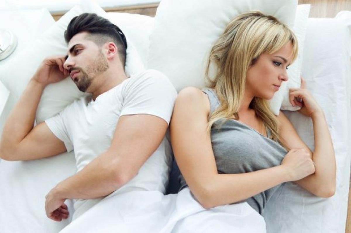 Как на человека влияет длительное отсутствие интимной близости?