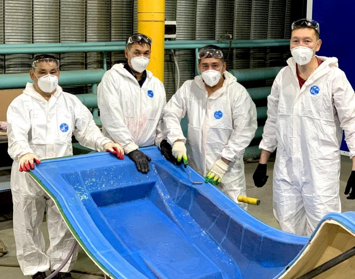 В Костанае будет налажен выпуск пластиковых деталей для тракторов