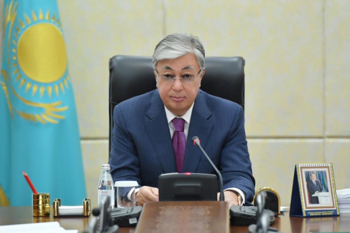 Казахстанская земля никогда не будет продана - Токаев