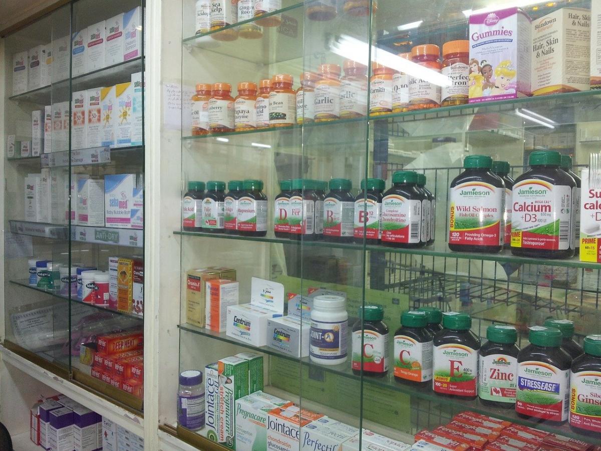 Кодовое слово: столичные аптеки по паролю продают