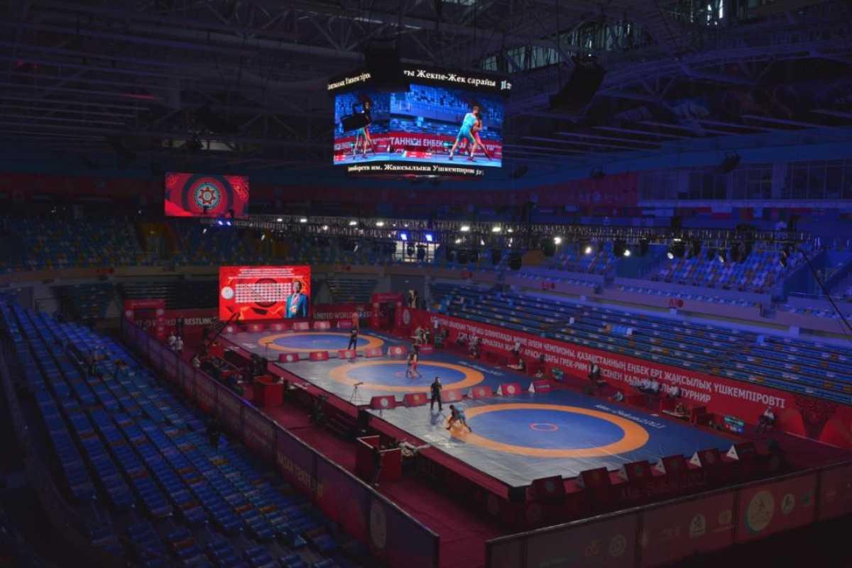В Нур-Султане стартовал международный турнир памяти Жаксылыка Ушкемпирова