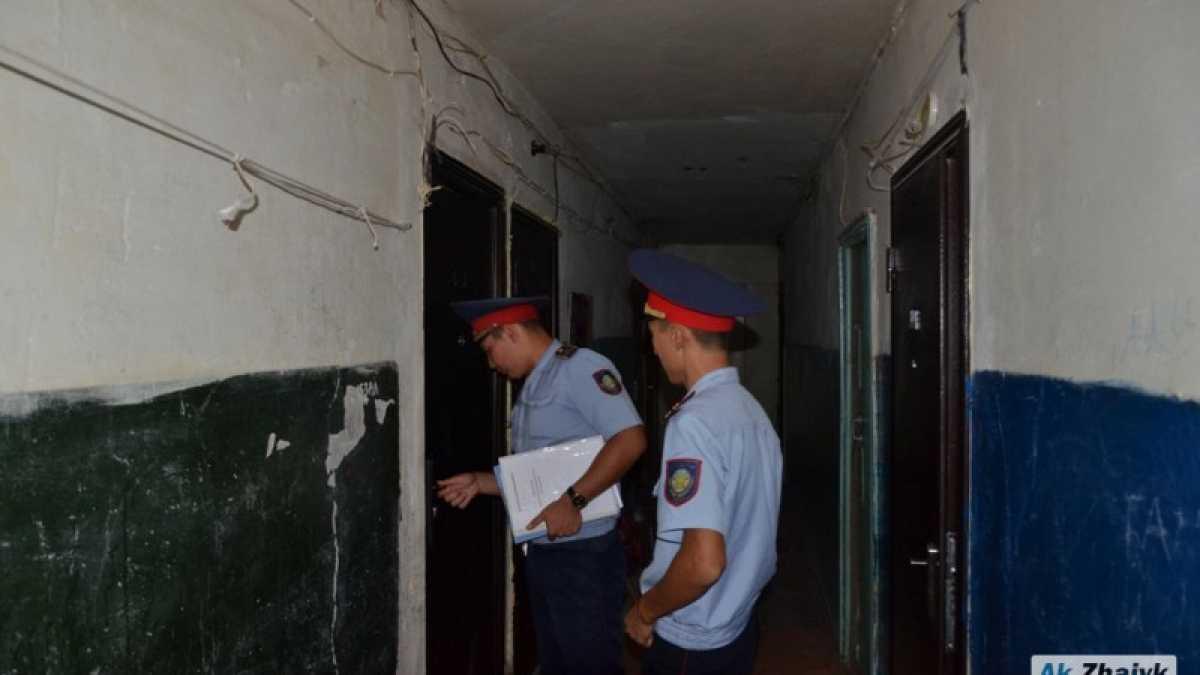 Пропавших несовершеннолетних девочек нашли в съемной квартире в Актобе