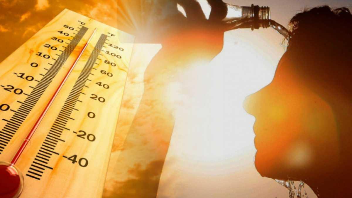Погода на 16 мая в Казахстане: ожидается до 34 градусов жары