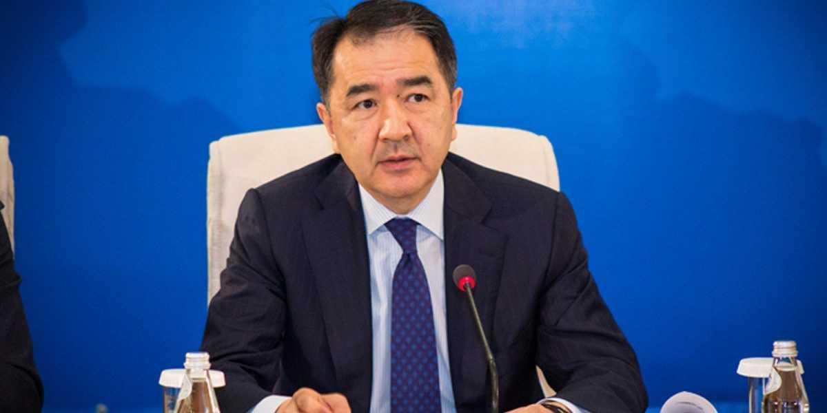 Сагинтаев: «С начала года одобрено более тысячи проектов МСБ на 84 млрд тенге»