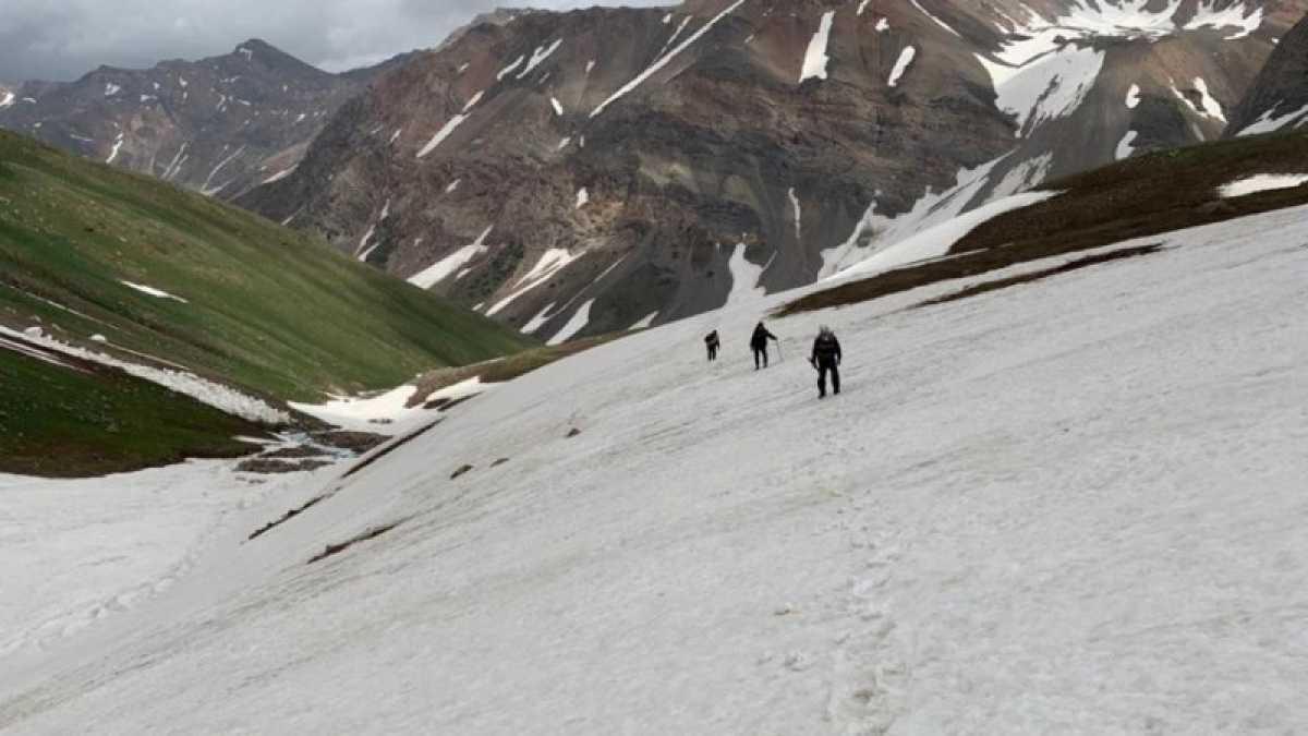Тела 2 пропавших нашли в горах Туркестанской области