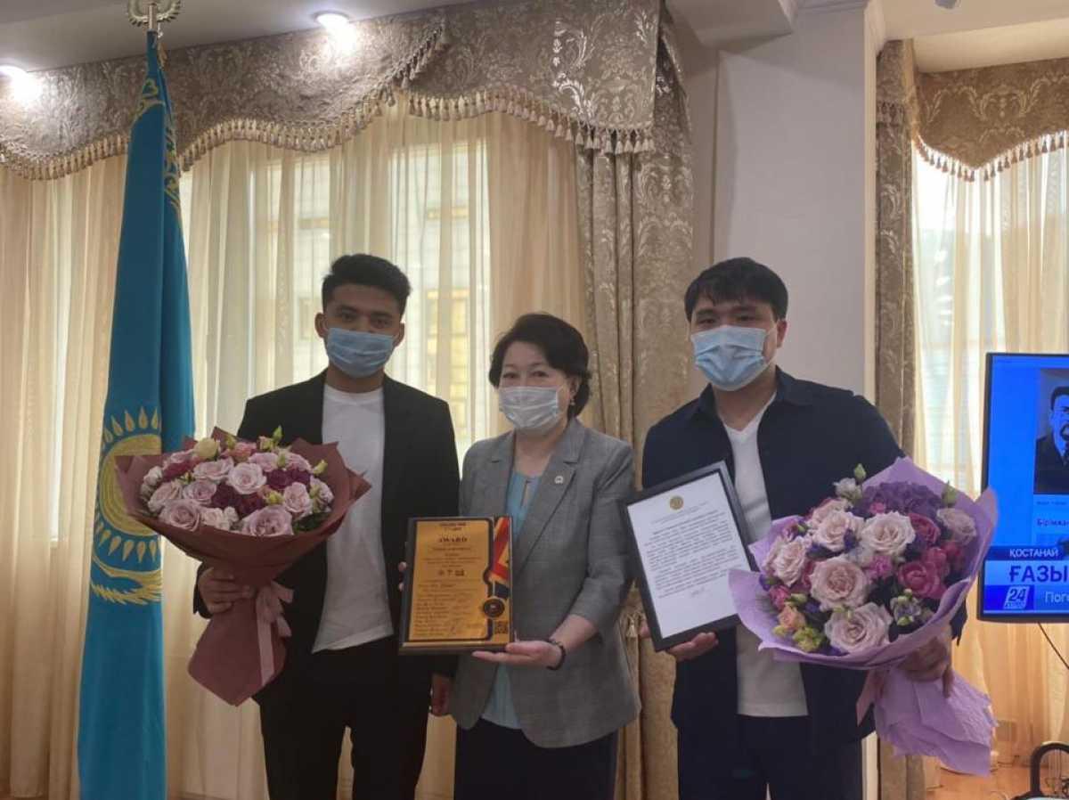 Министр культуры назначила победителей конкурса Golden Time Talent амбассадорами на Олимпиаде в Токио