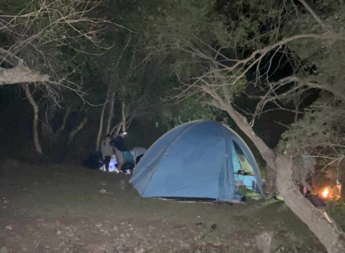 Четыре туриста пропали в горах Туркестанской области