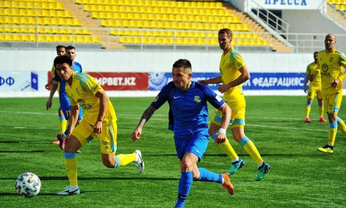 Футболистов «Каспия» обокрали в Алматы