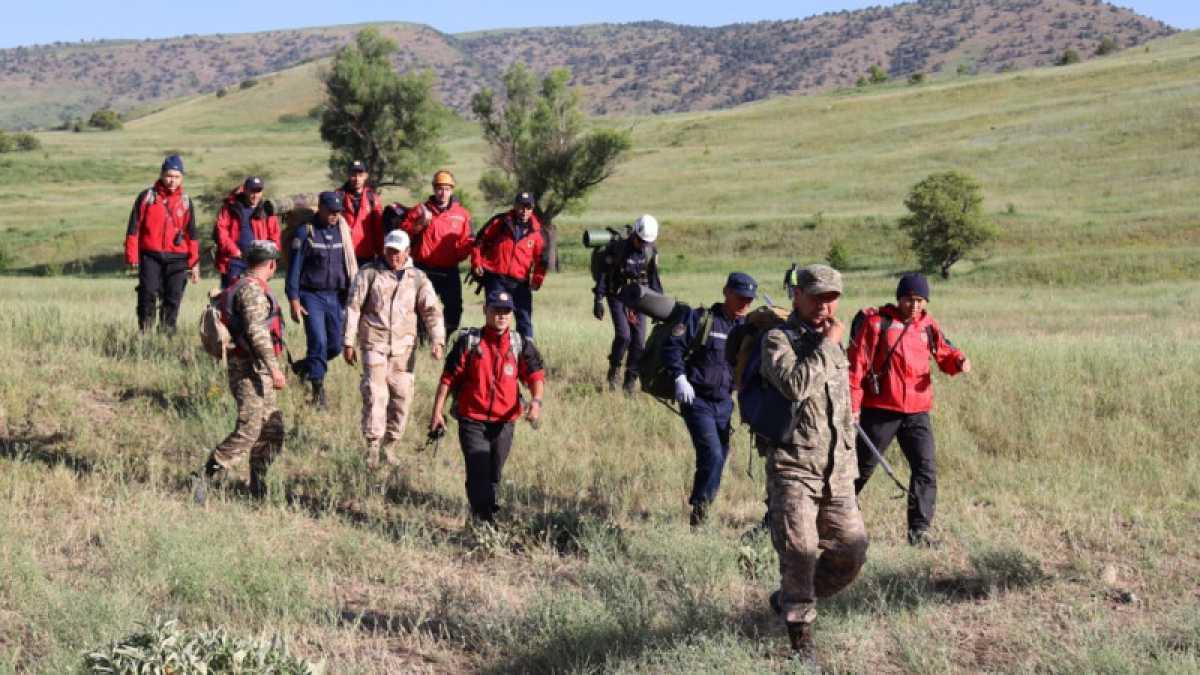 Спасатели рассказали о поисках пропавших в горах Туркестанской области туристов