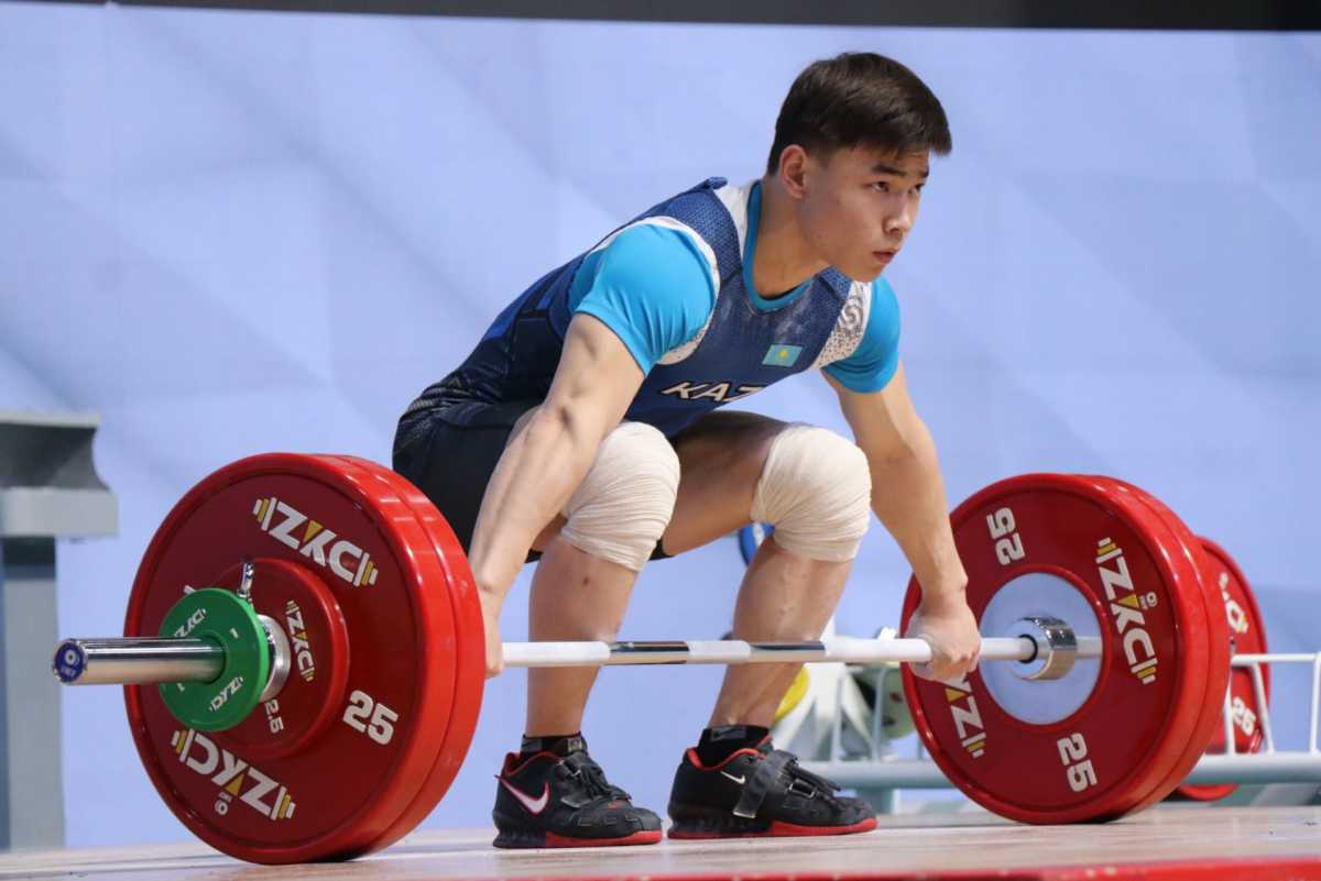 Казахстан получил две олимпийские лицензии в тяжелой атлетике