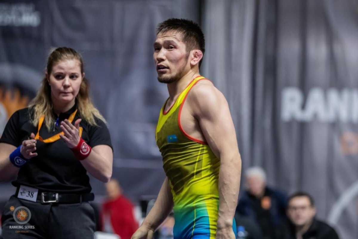 Олимпиада в Токио: определился состав сборной Казахстана по вольной борьбе