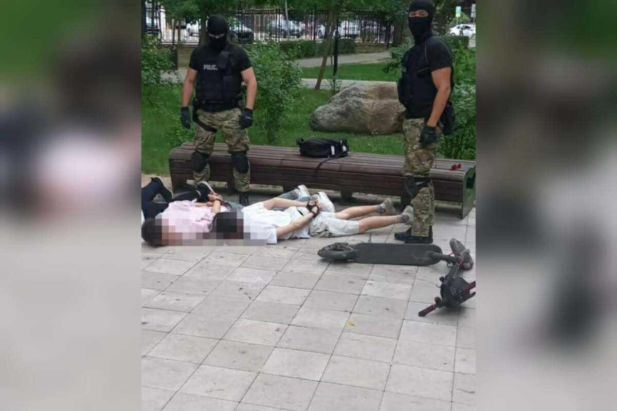 Сбытчик гашиша задержан в Алматы