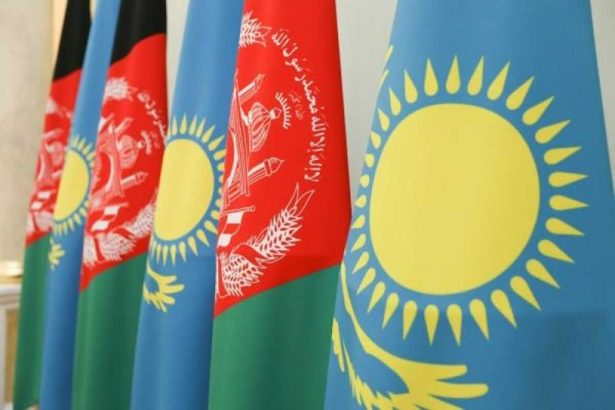 Казахстан и Афганистан подписали двустороннее Соглашение о военном сотрудничестве
