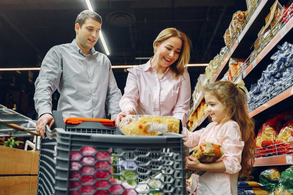 В Казахстане с начала года произвели продуктов питания на 850 млрд тенге