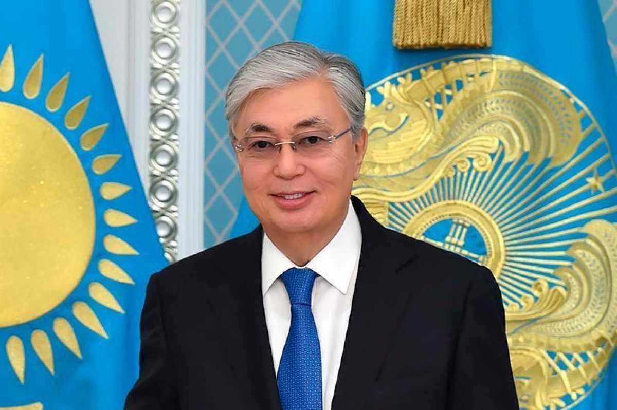 Токаев поздравил новоизбранного Президента Ирана