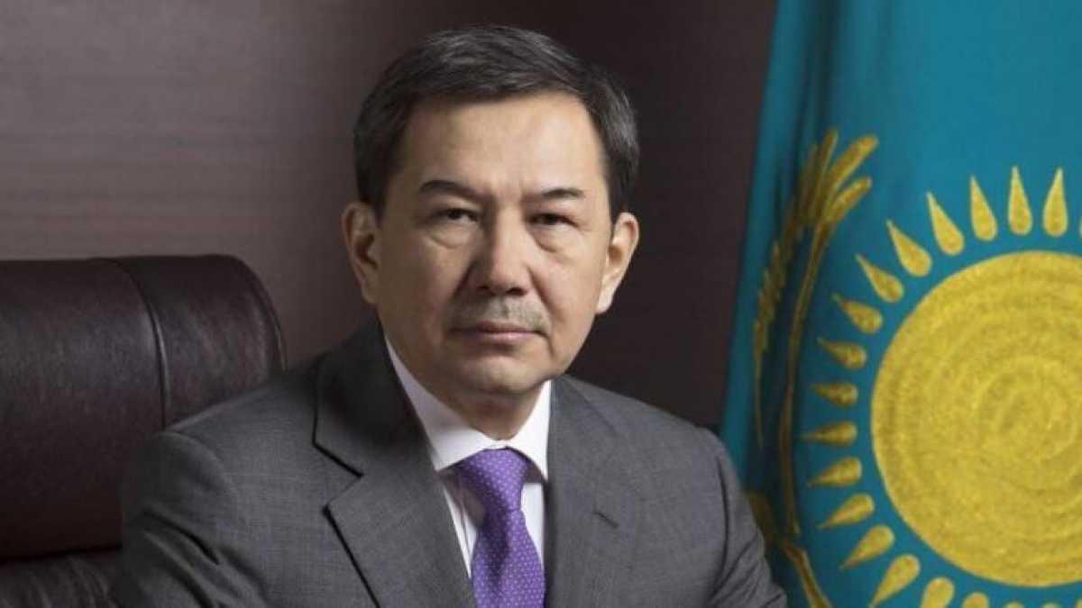 Аманияз Ержанов освобожден от должности вице-министра индустрии и инфраструктурного развития