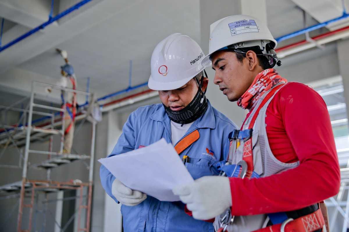 В Атырау построено 400 тысяч квадратных метров жилья