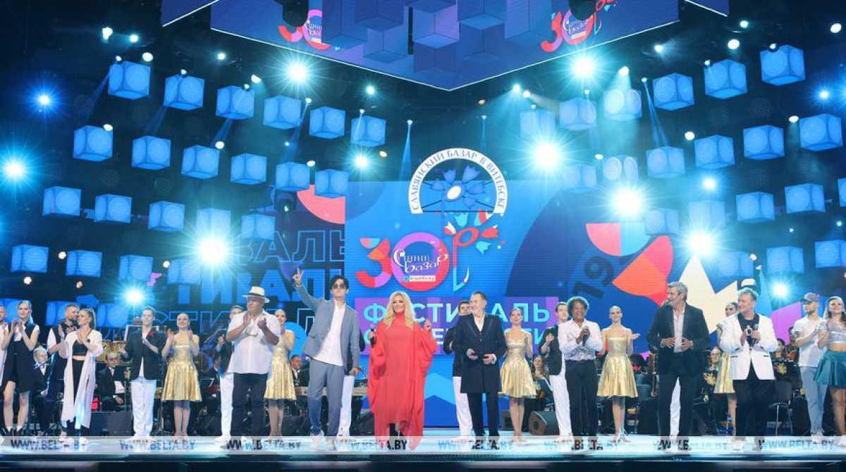 Казахстанская певица завоевала главный приз конкурса