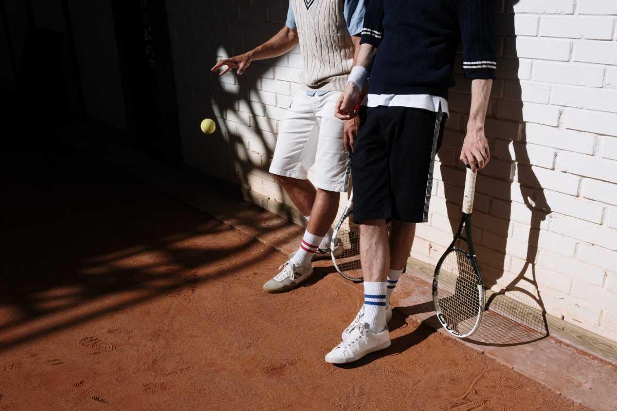Стали известны первые соперники казахстанских теннисистов на олимпийских играх