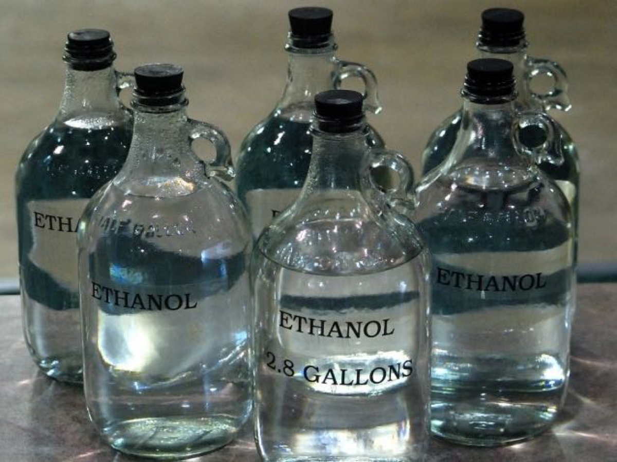 В Казахстане заметно сократилось производство спирта