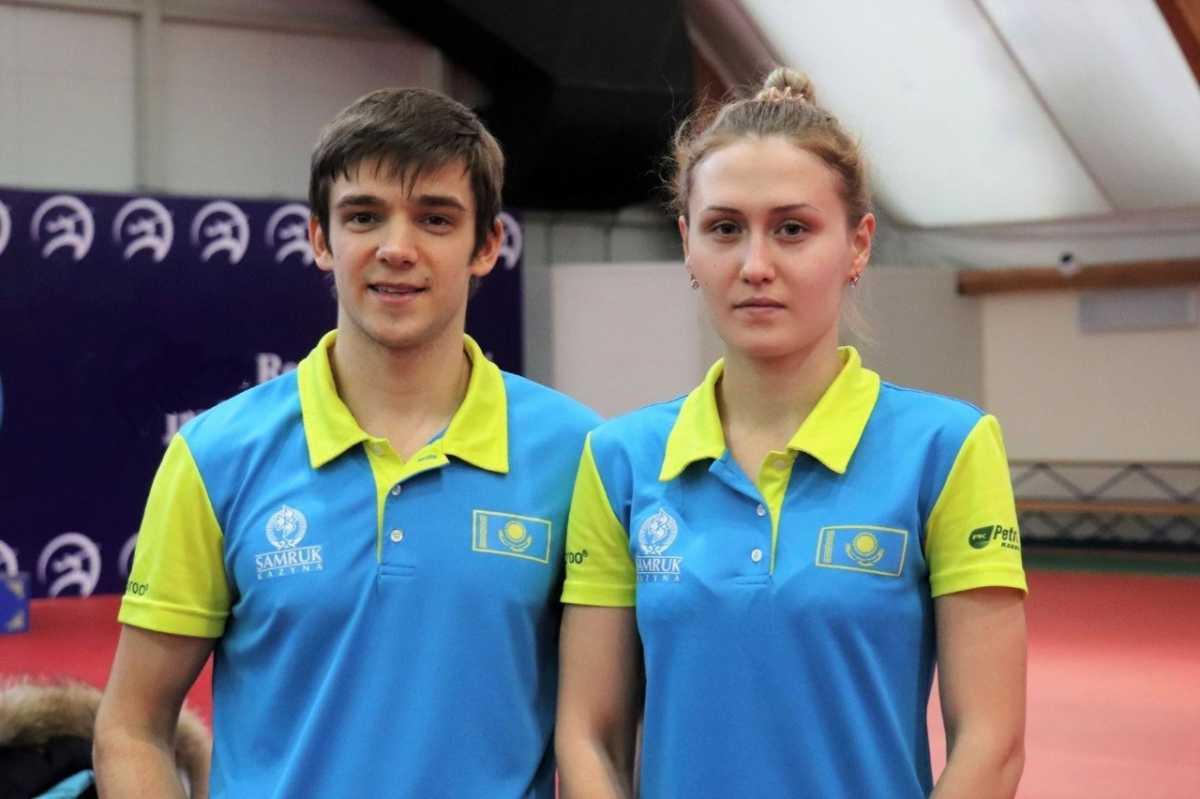 Против кого начнут олимпиаду-2020 казахстанцы Герасименко и Лаврова: состоялась жеребьевка