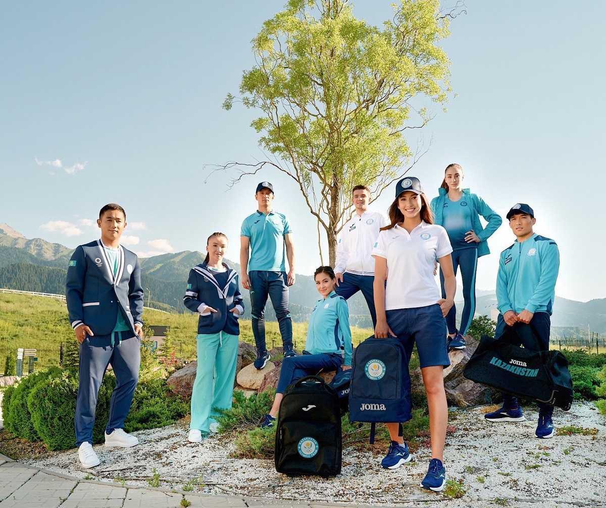 Казахстанскую униформу признали одной из самых стильных на олимпиаде в Токио