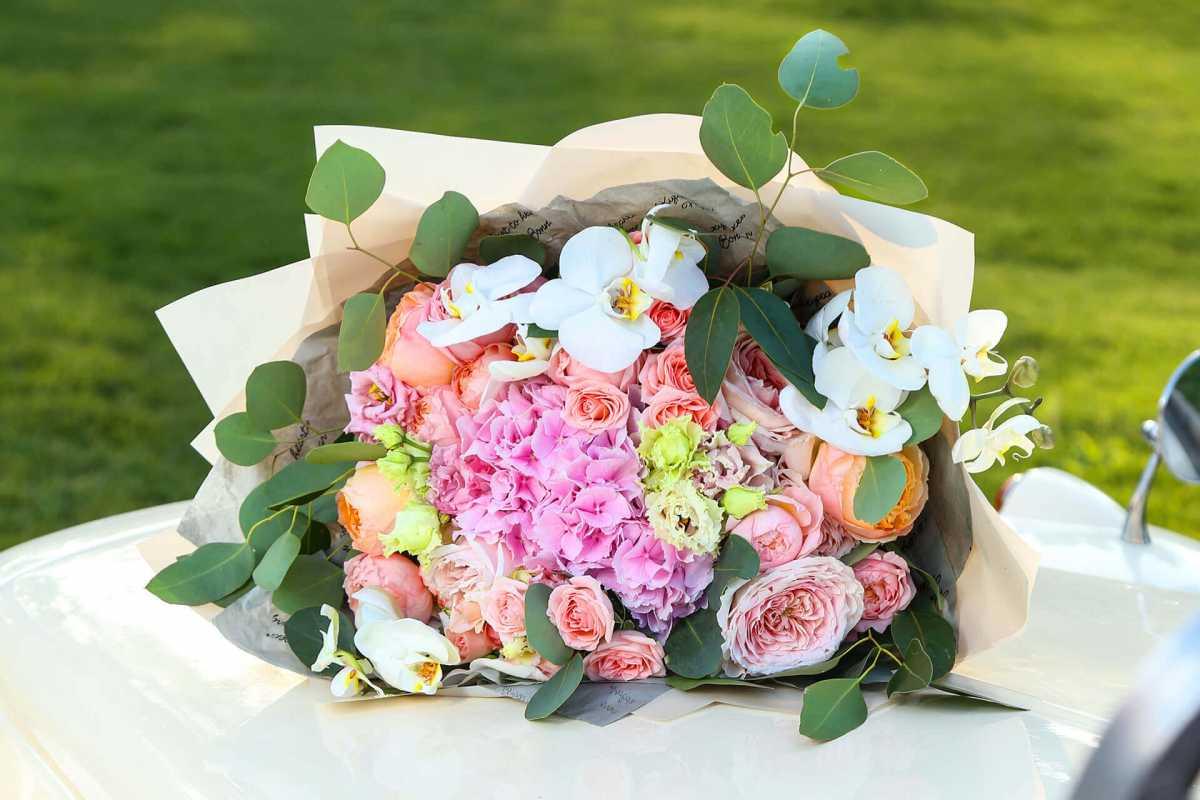 Круглосуточная доставка цветов в Нур-Султане и по всему Казахстану