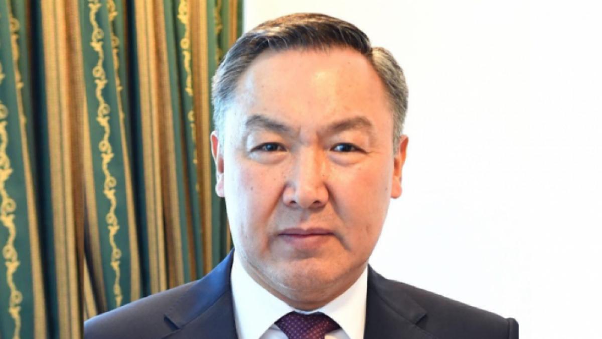 Мурат Баймукашев стал заместителем главы МВД