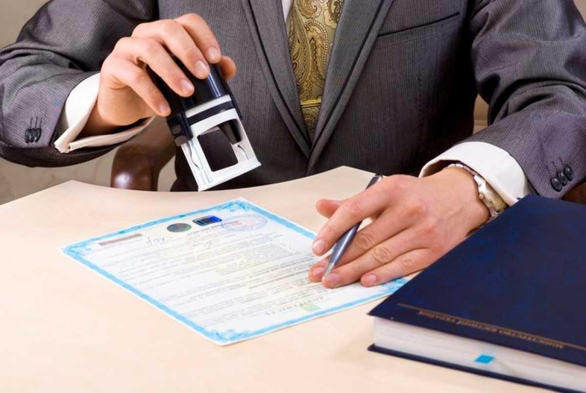 Подделка документов, печатей, наград выросло на 9% за год в Казахстане