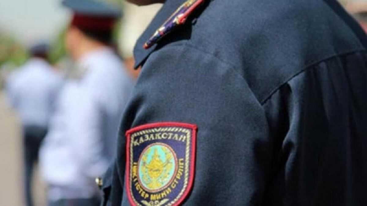 377 уголовных наркопреступлений выявили жамбылские полицейские с начала года