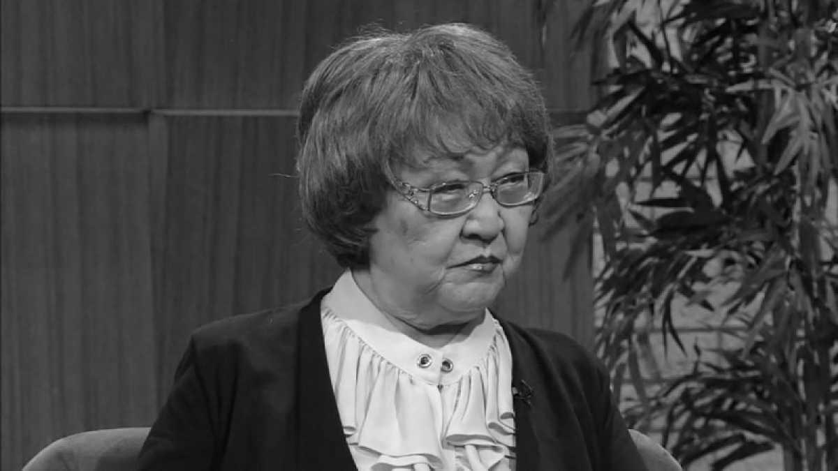 Ушла из жизни заслуженный деятель культуры Люция Тулешова