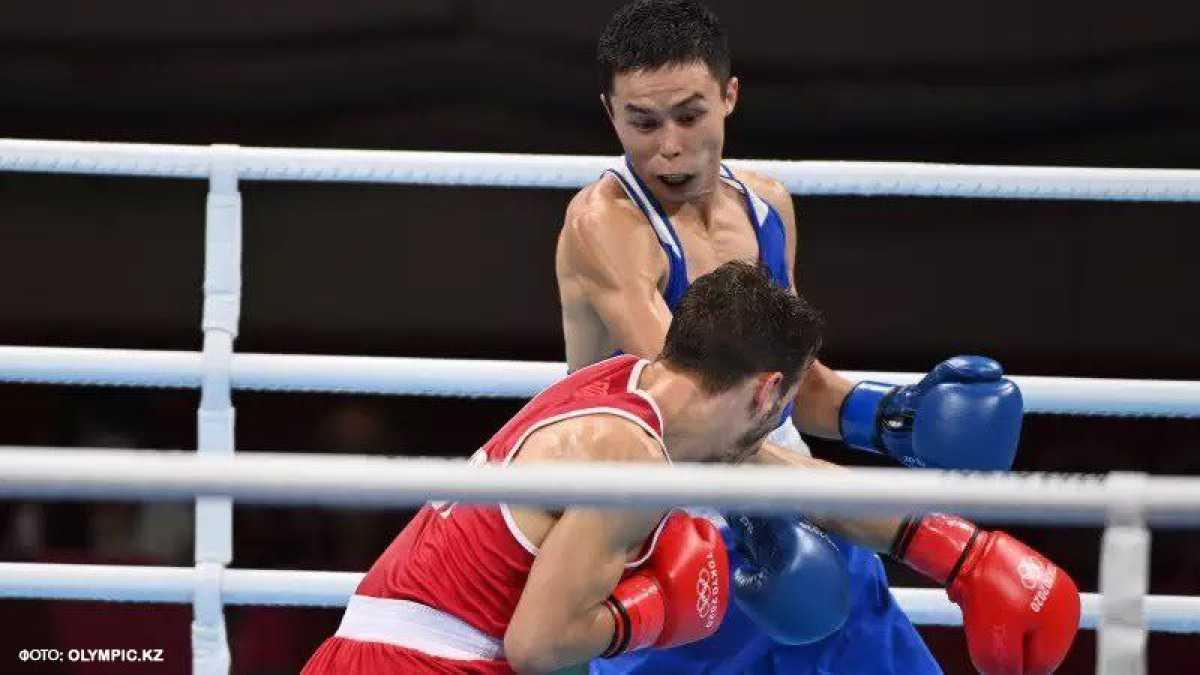 Армейский спортсмен гарантировал Казахстану медаль на Олимпиаде