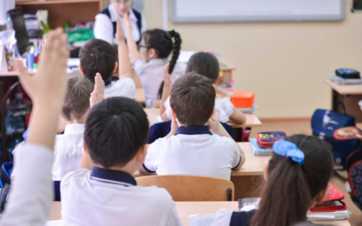 7 школ сдадут к началу учебного года в Алматинской области