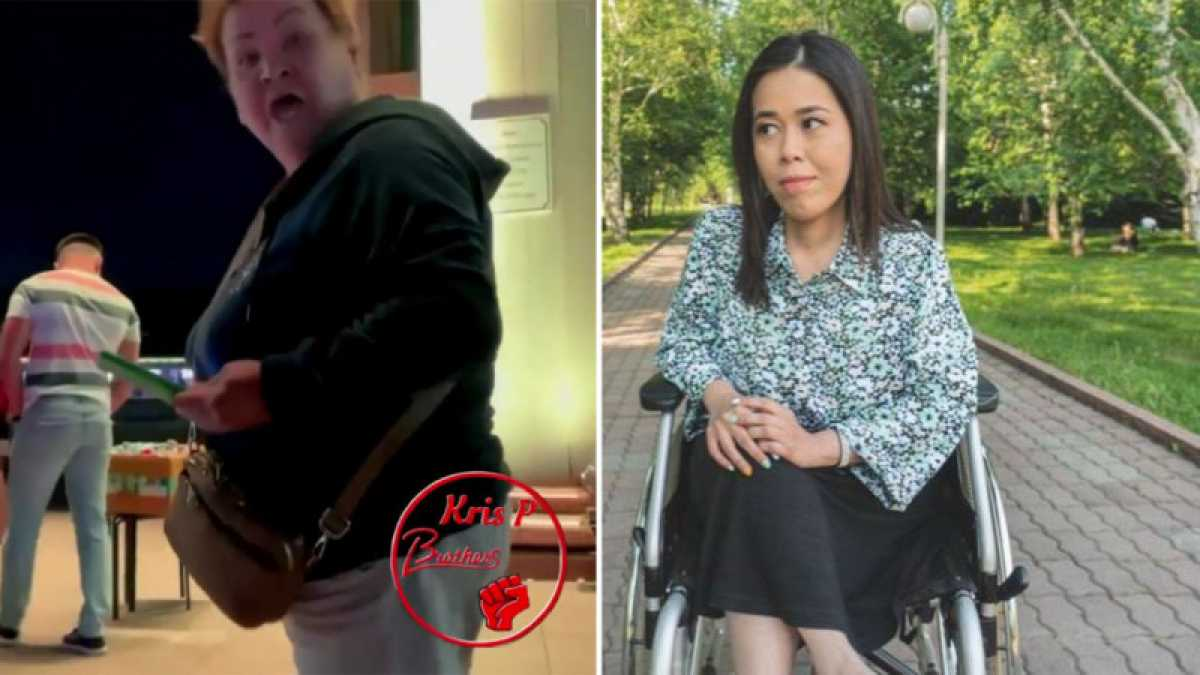Алматинка объяснила причину «нападения» на девушку-инвалида в парке