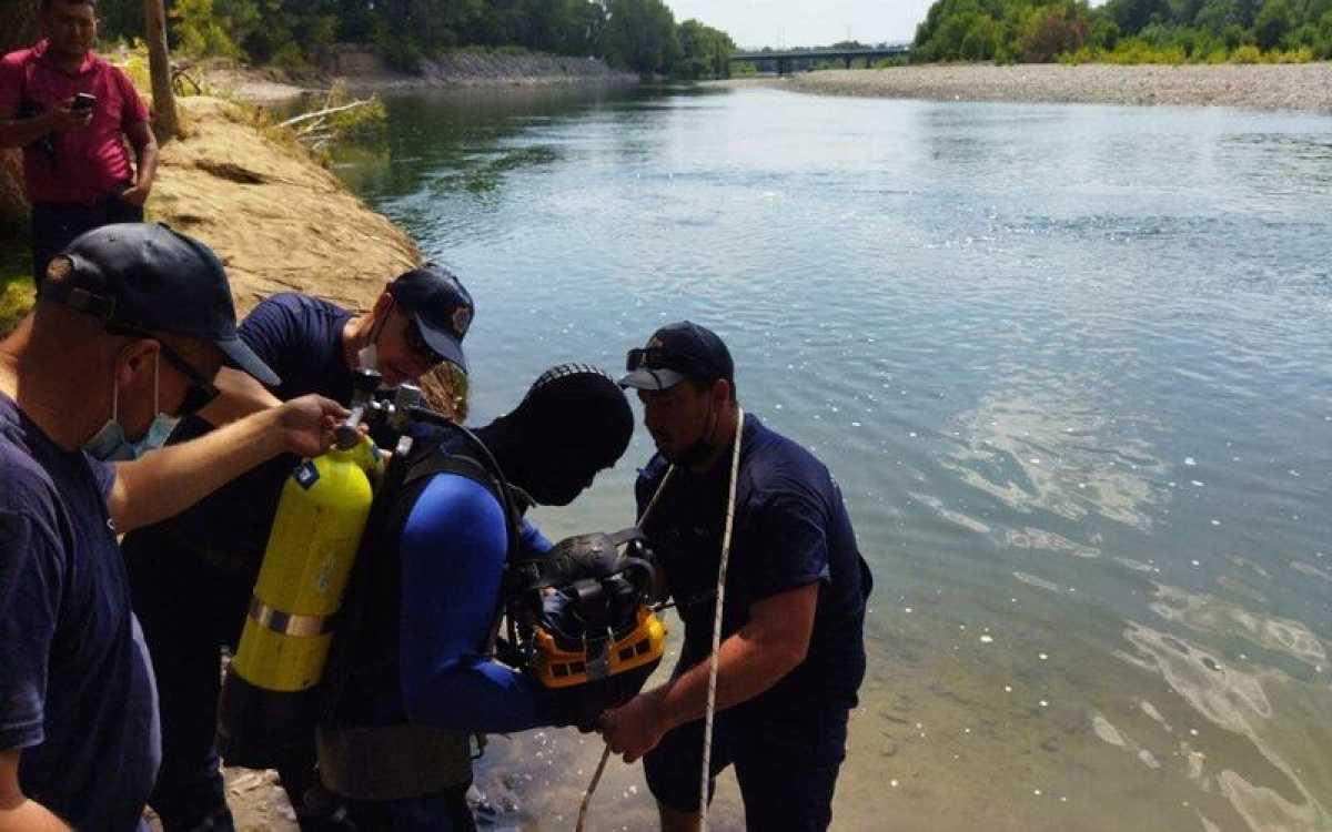 В Усть-Каменогорске на реке Ульба утонул парень