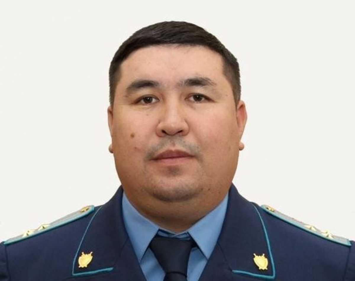 Назначен новый прокурор города Шымкент