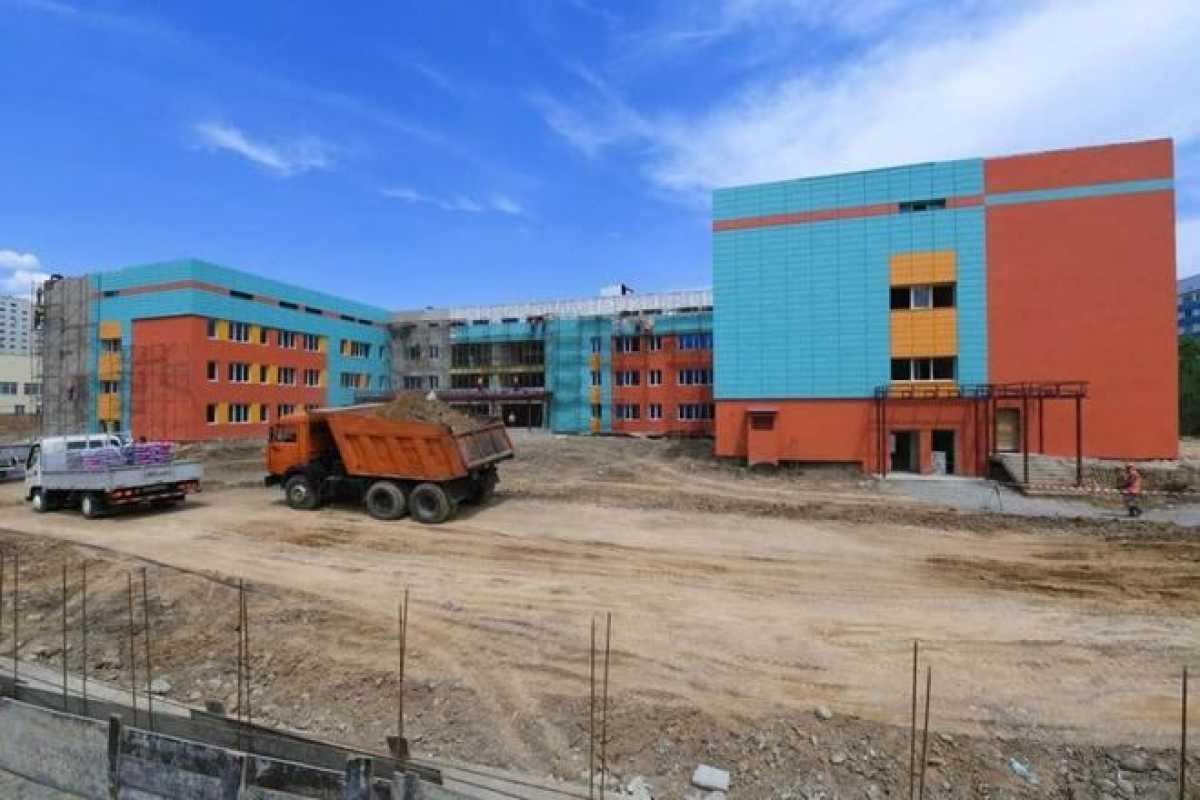 Какие школы Жетысуского района города Алматы отремонтируют и расширят