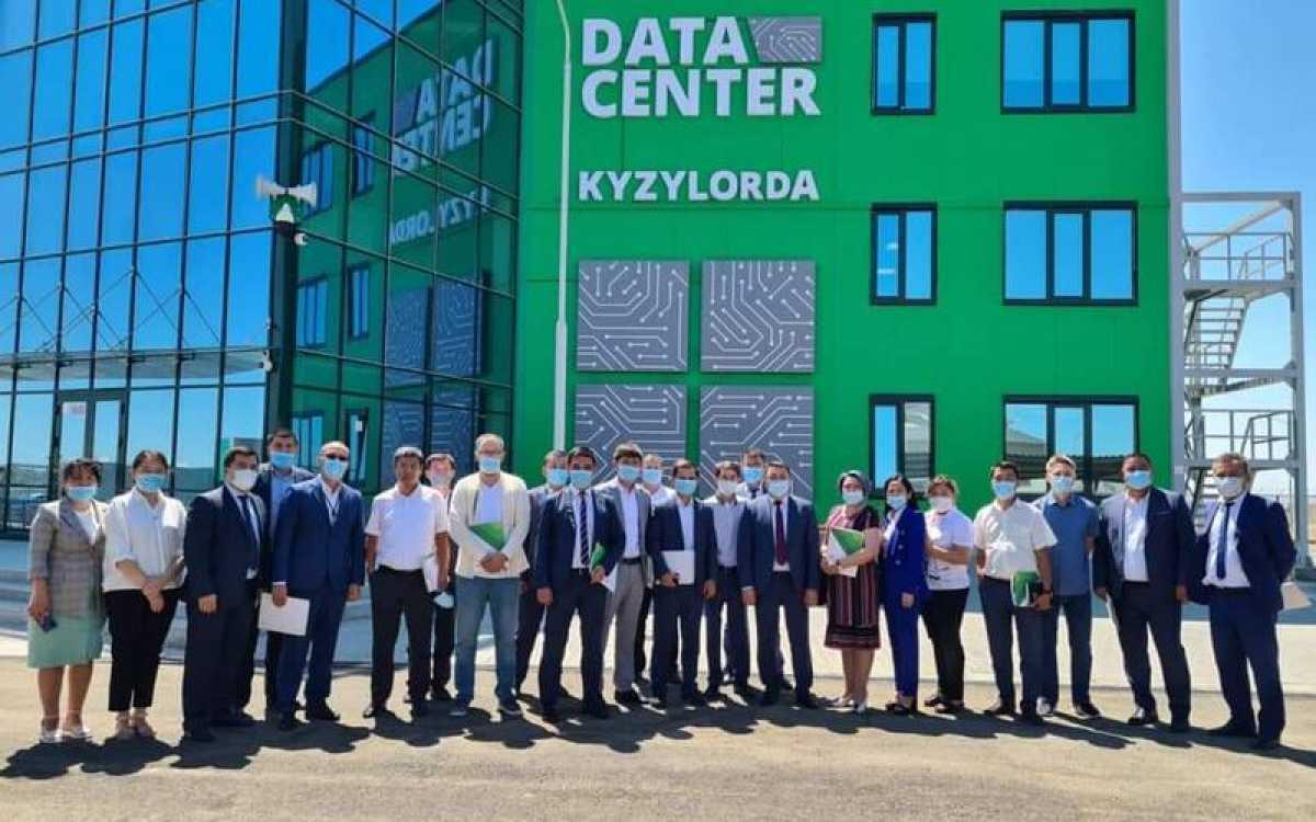 В Кызылорде открылся Data-центр по сбору и хранению информации