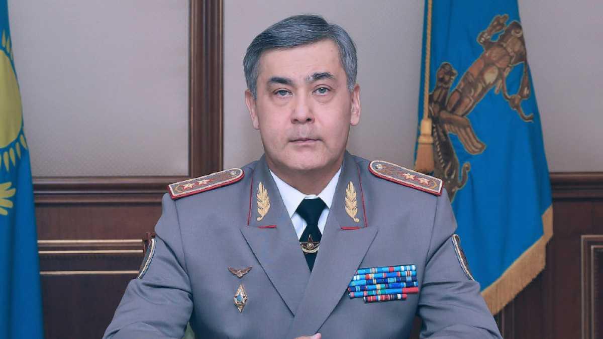Токаев принял отставку Ермекбаева