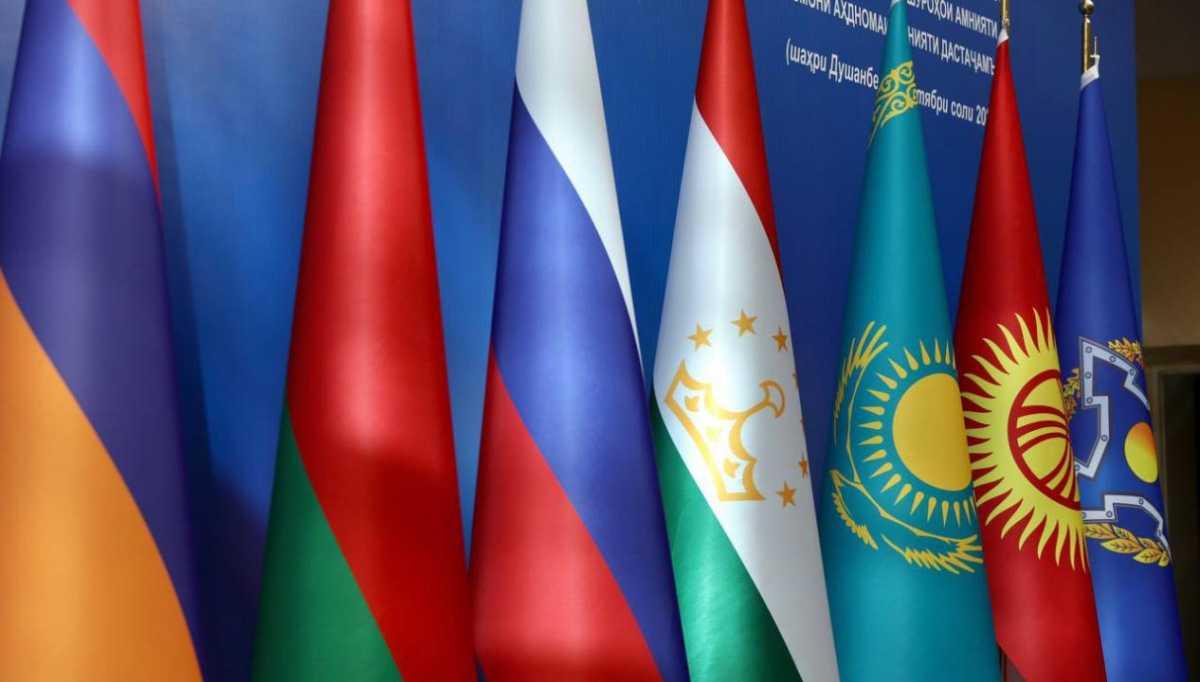Вопросы региональной безопасности обсудили на заседании ОДКБ